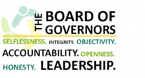 The Board of Governors 1